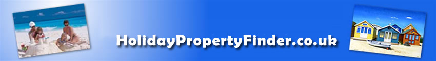 Holiday Property Finder Home
